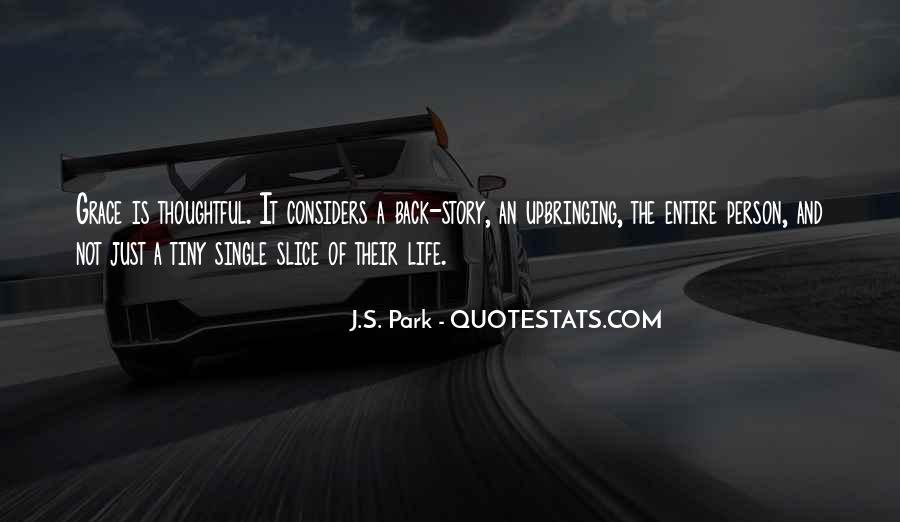 J.S. Park Quotes #1007075