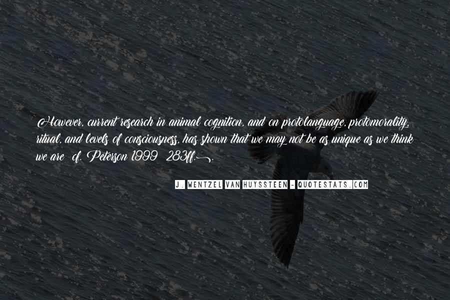 J. Wentzel Van Huyssteen Quotes #1428985
