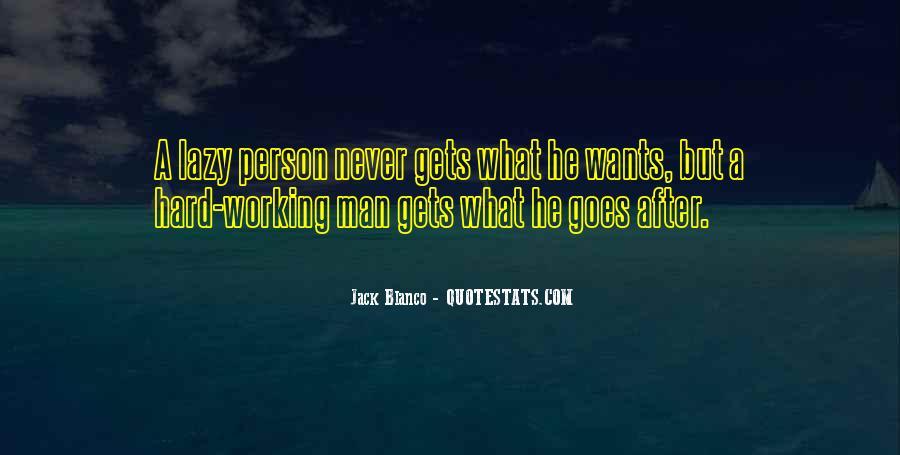 Jack Blanco Quotes #1131913