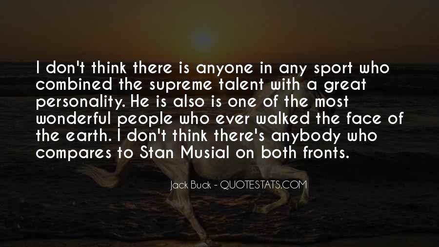 Jack Buck Quotes #845773