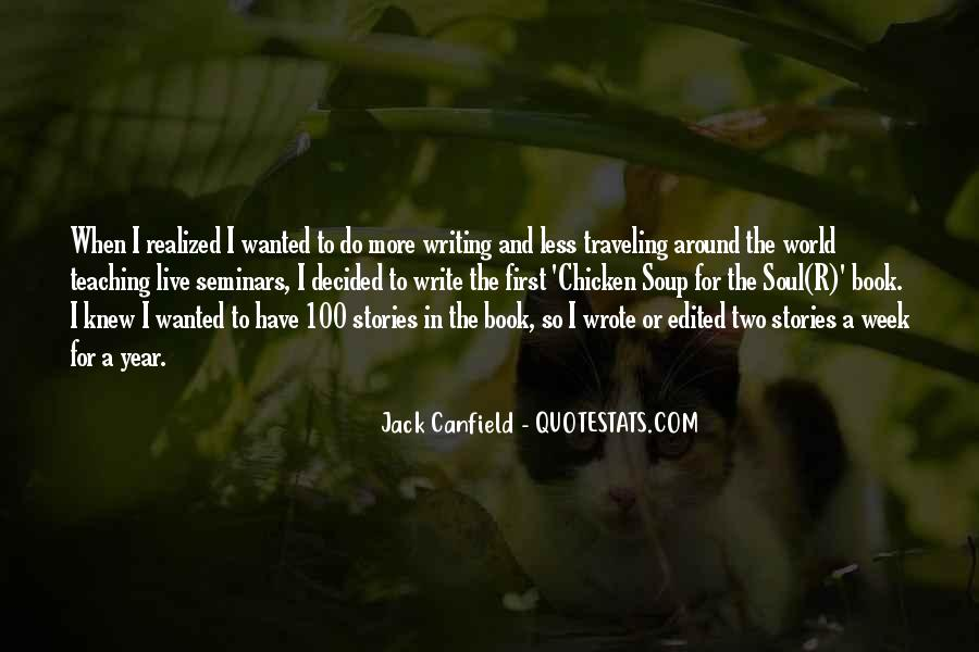 Jack Canfield Quotes #1050023