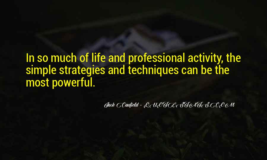 Jack Canfield Quotes #1084950