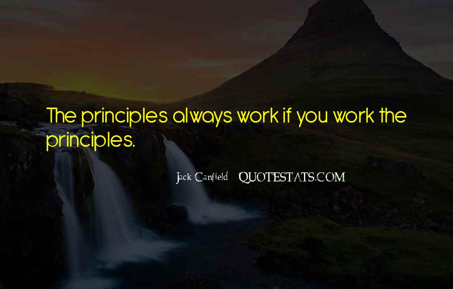 Jack Canfield Quotes #1113986