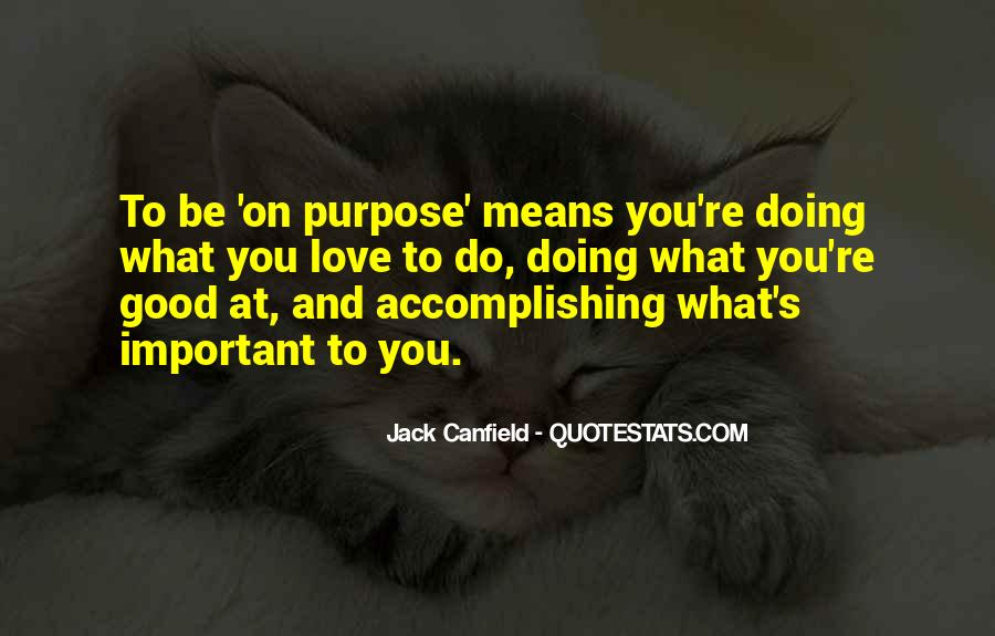 Jack Canfield Quotes #1309916