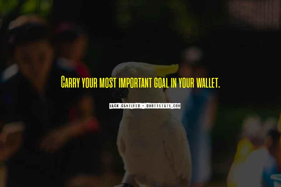 Jack Canfield Quotes #1557178