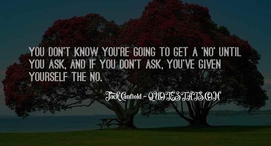 Jack Canfield Quotes #1698681