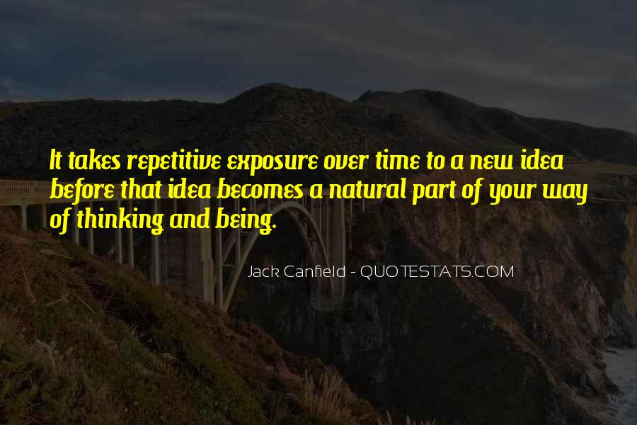 Jack Canfield Quotes #1820846