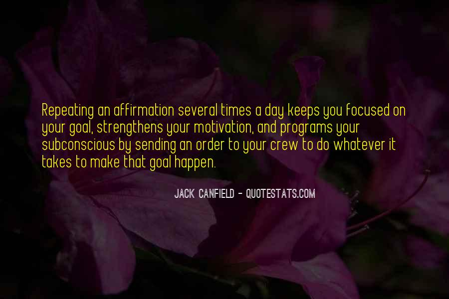 Jack Canfield Quotes #641078