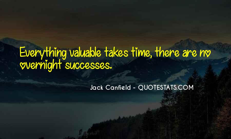 Jack Canfield Quotes #765566