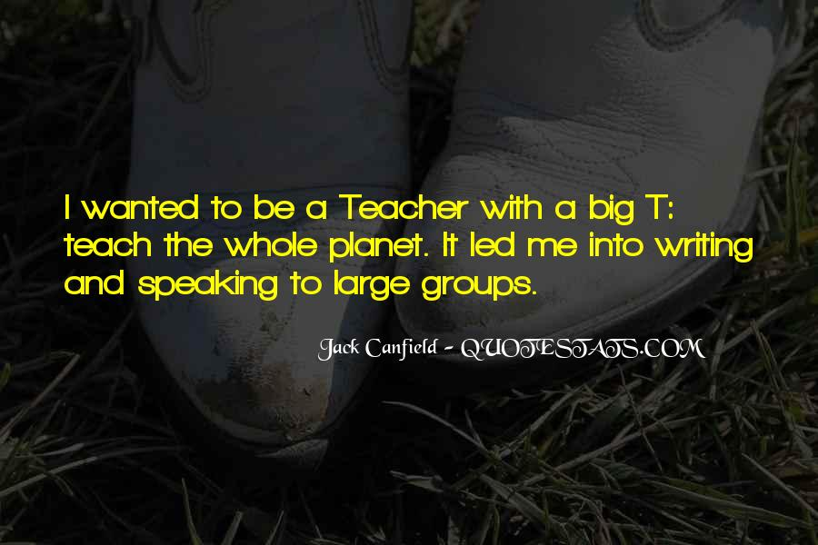 Jack Canfield Quotes #861386