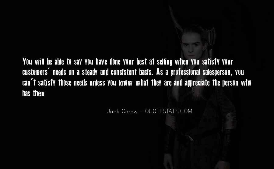 Jack Carew Quotes #609399