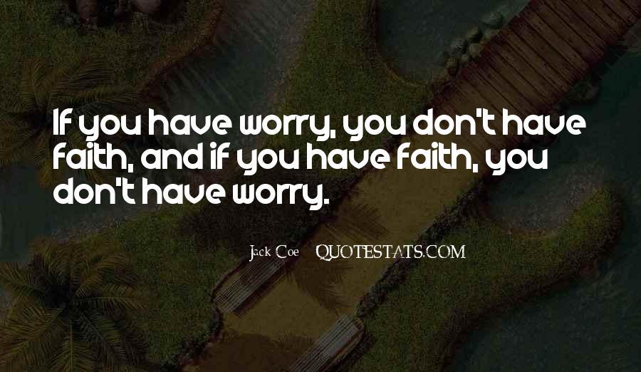 Jack Coe Quotes #313143