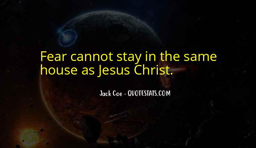 Jack Coe Quotes #512274