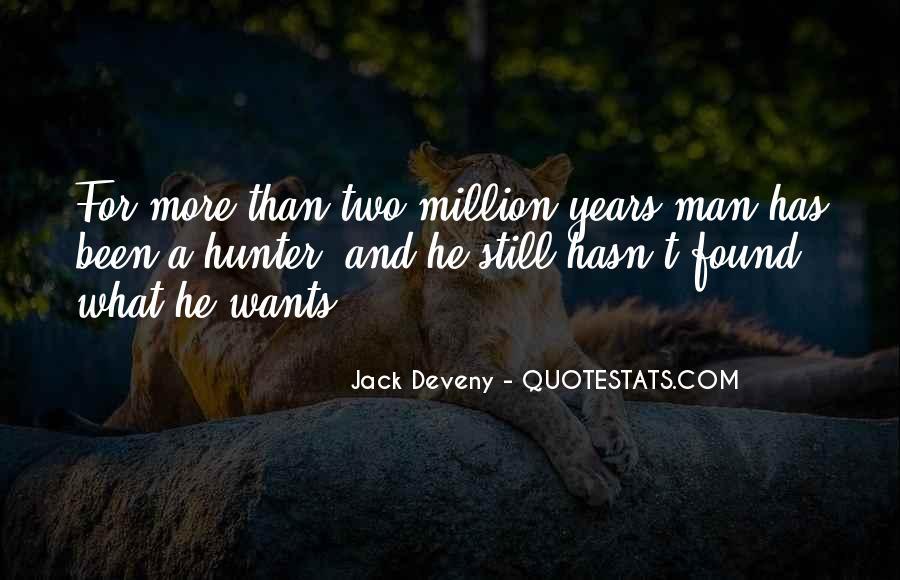 Jack Deveny Quotes #651354