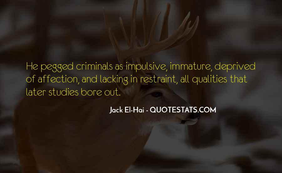 Jack El-Hai Quotes #1326993