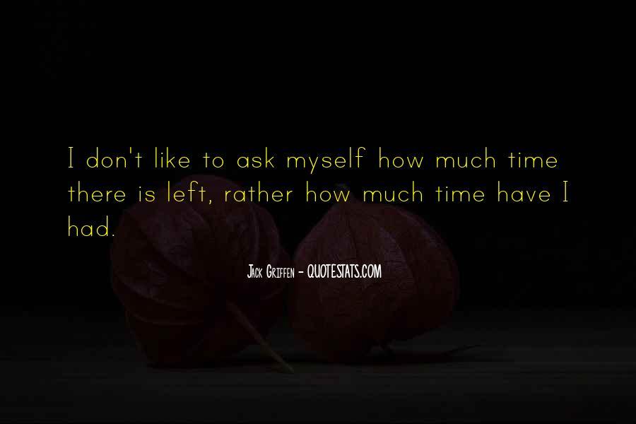 Jack Griffen Quotes #280801