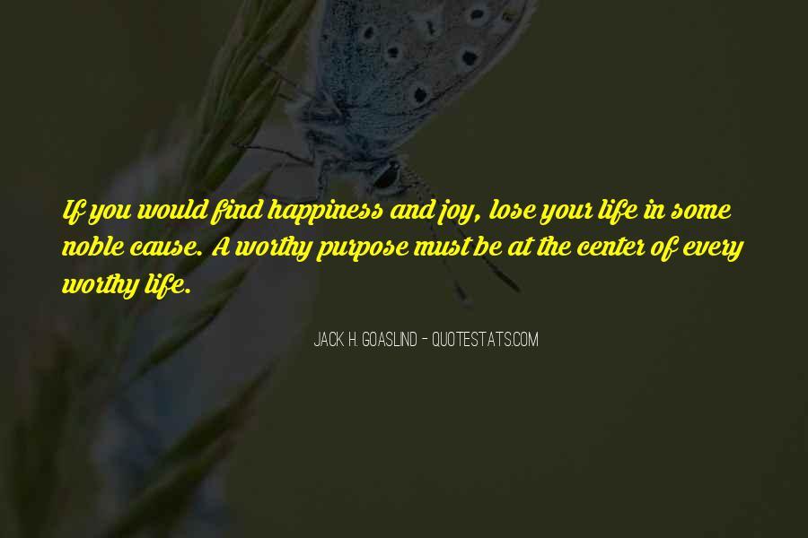 Jack H. Goaslind Quotes #1687470