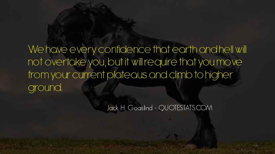 Jack H. Goaslind Quotes #1779538