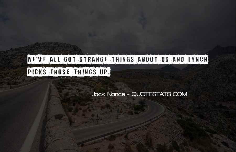 Jack Nance Quotes #1762054