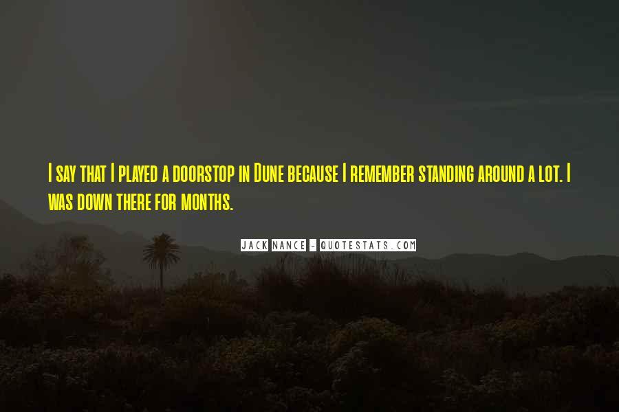 Jack Nance Quotes #314371
