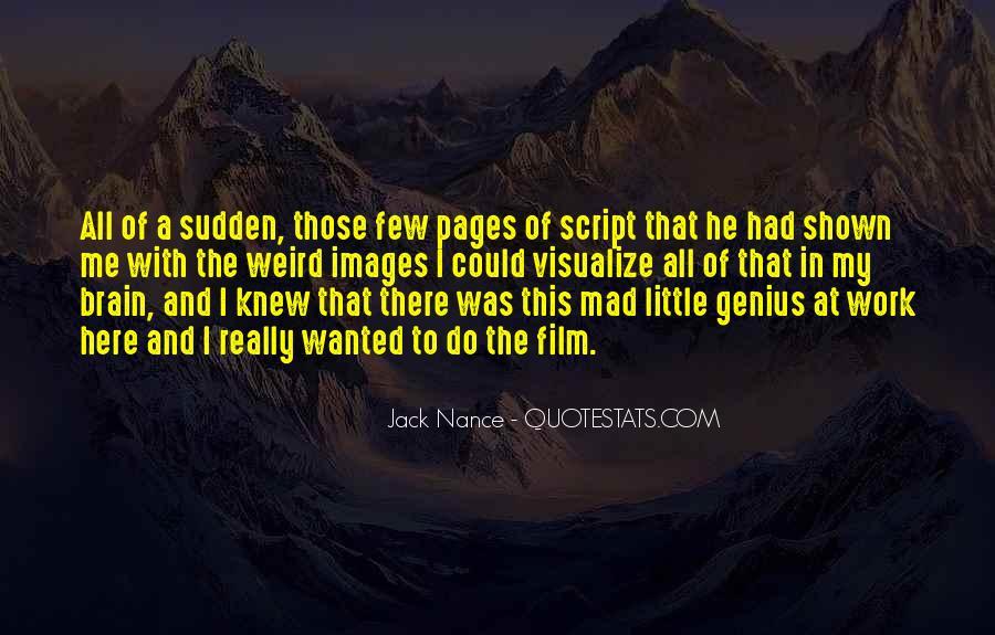 Jack Nance Quotes #612161