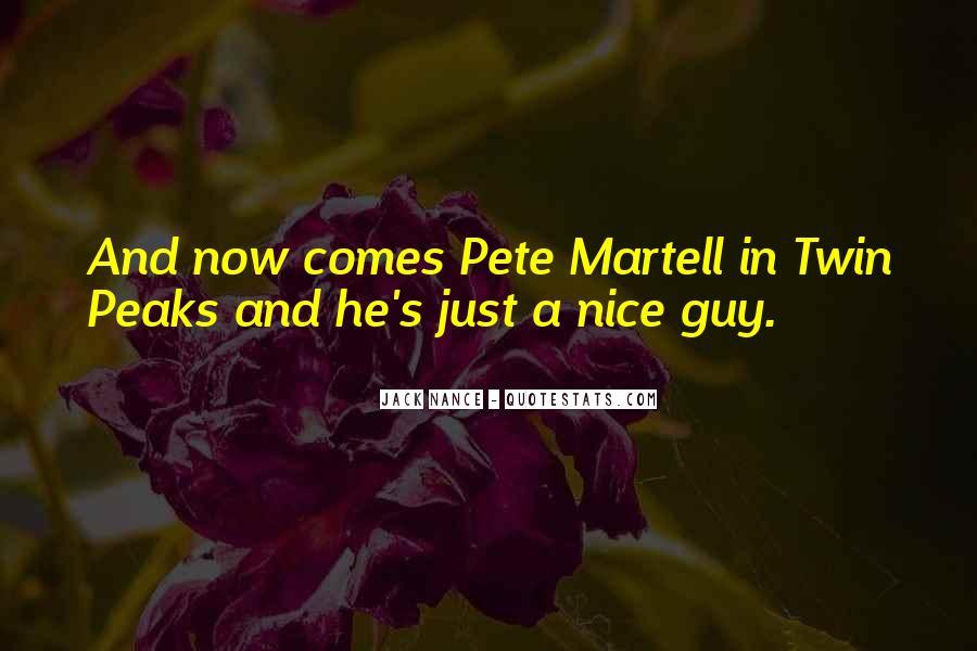 Jack Nance Quotes #835453