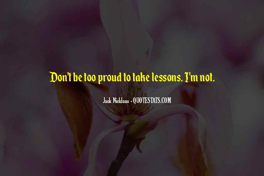 Jack Nicklaus Quotes #1249653