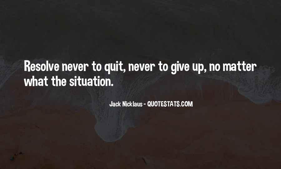 Jack Nicklaus Quotes #1380934