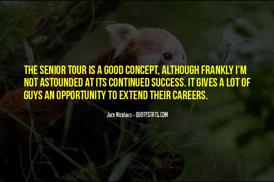 Jack Nicklaus Quotes #1489483