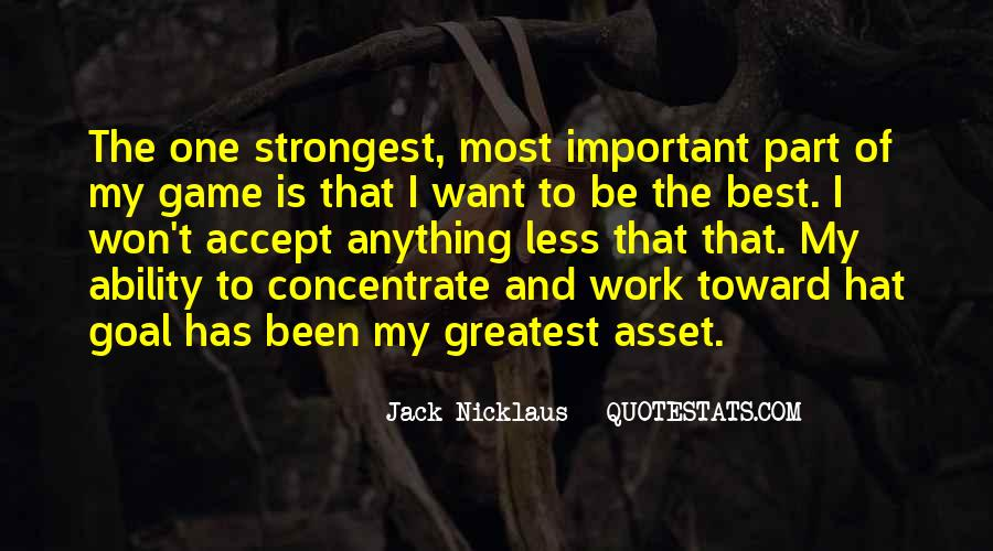 Jack Nicklaus Quotes #1732833