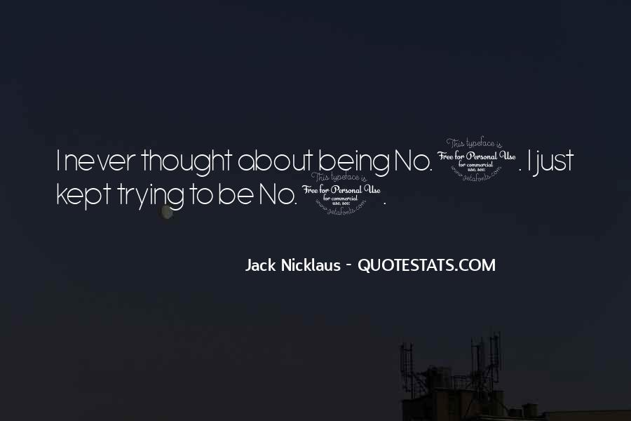 Jack Nicklaus Quotes #303180