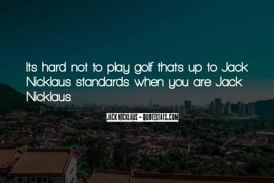 Jack Nicklaus Quotes #31078