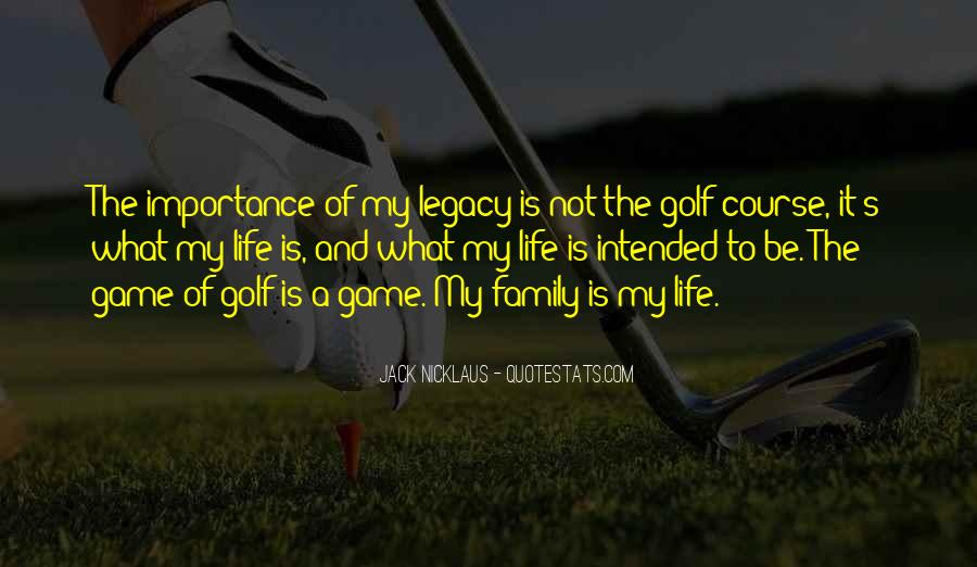 Jack Nicklaus Quotes #322895