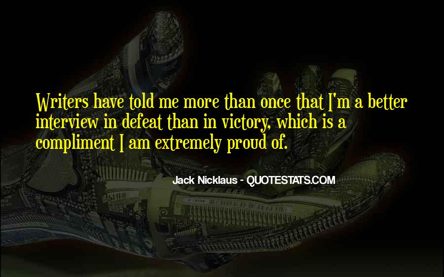 Jack Nicklaus Quotes #67835