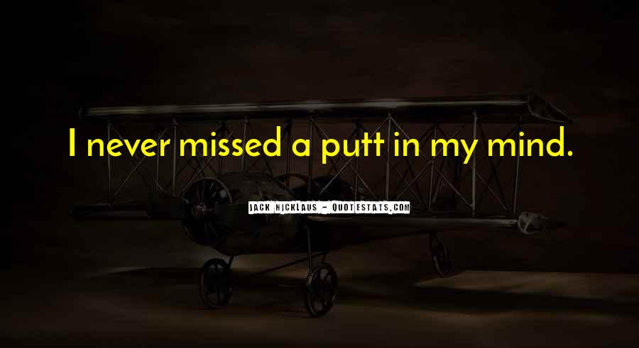 Jack Nicklaus Quotes #679699