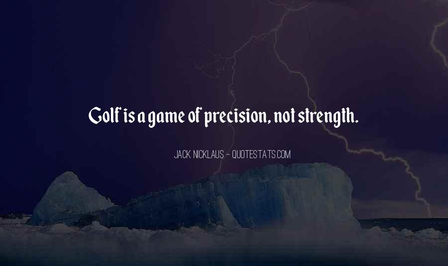 Jack Nicklaus Quotes #706658