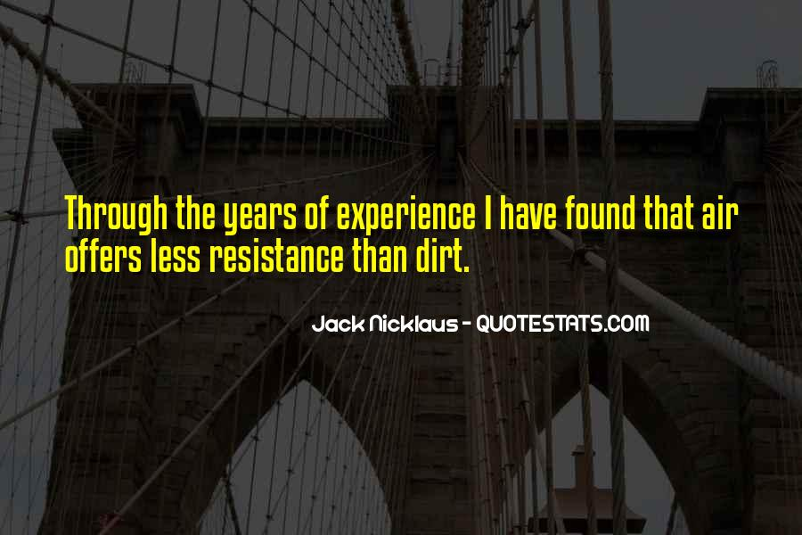 Jack Nicklaus Quotes #707119