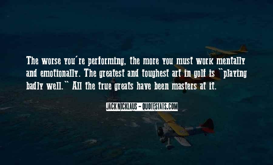 Jack Nicklaus Quotes #728198