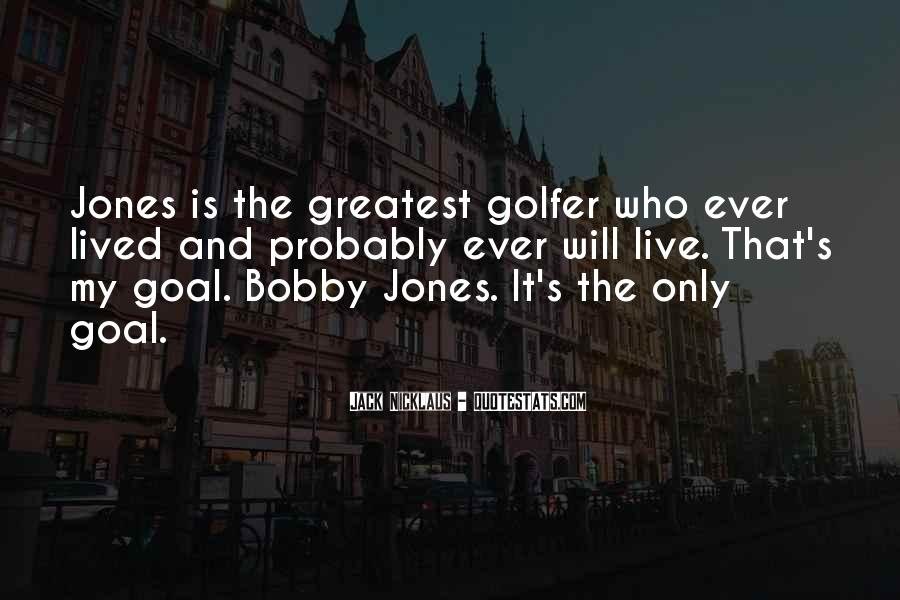 Jack Nicklaus Quotes #777398