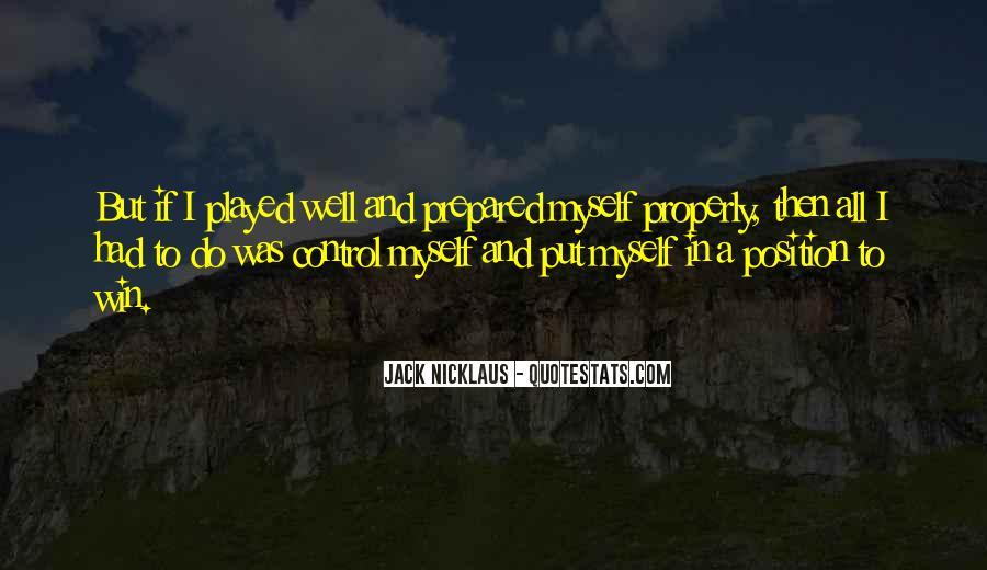 Jack Nicklaus Quotes #863851