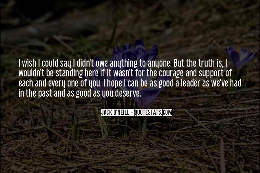 Jack O'Neill Quotes #1324737