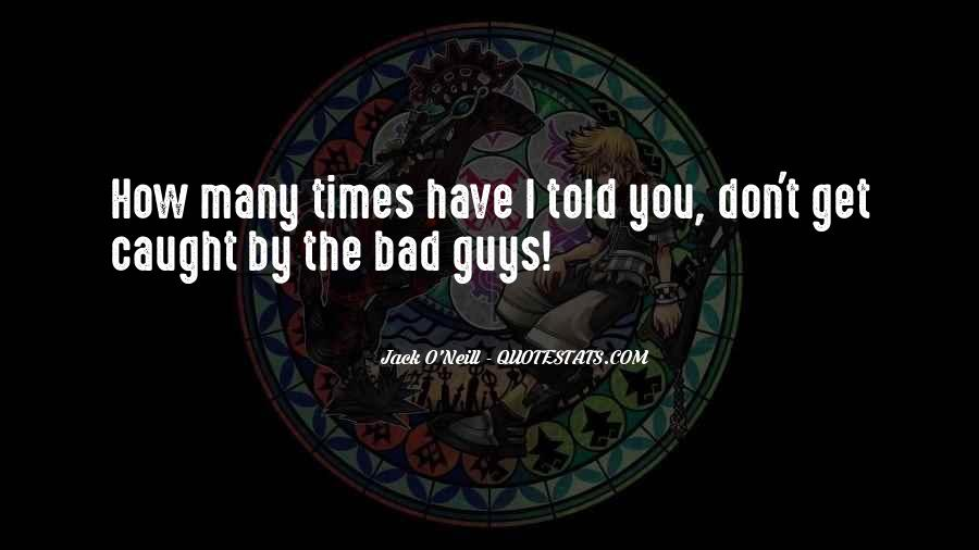 Jack O'Neill Quotes #1721017