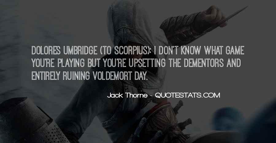 Jack Thorne Quotes #113614