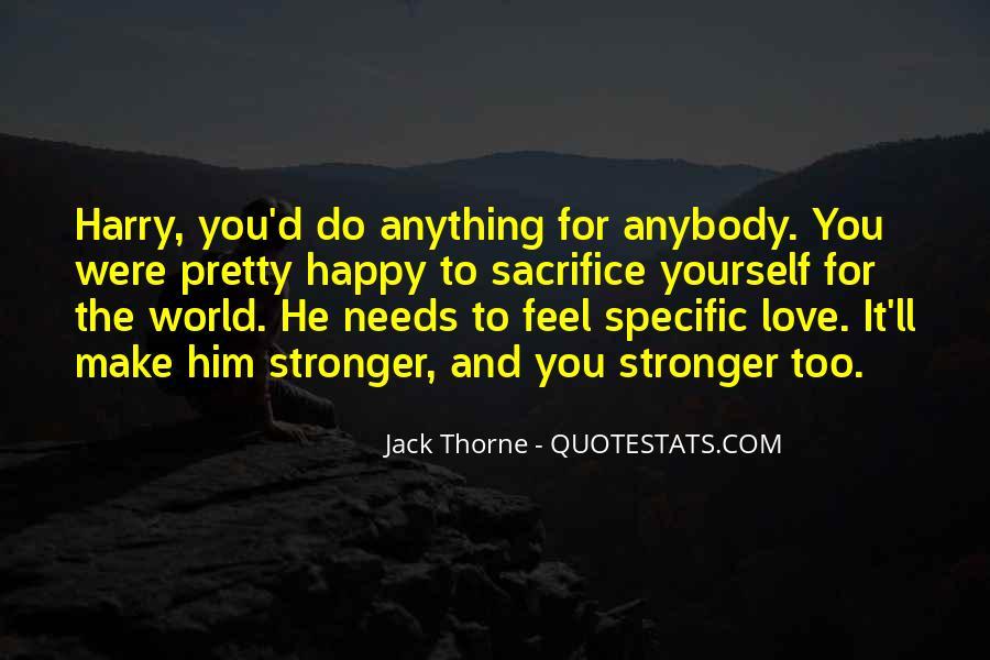 Jack Thorne Quotes #1487253