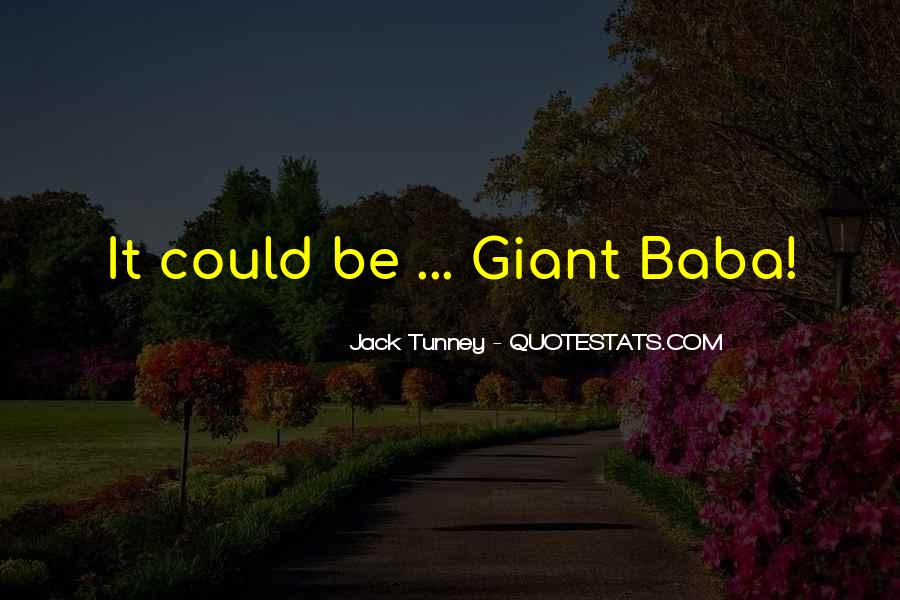 Jack Tunney Quotes #511028