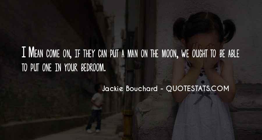 Jackie Bouchard Quotes #1313915