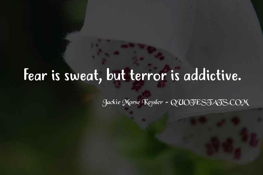 Jackie Morse Kessler Quotes #1444273