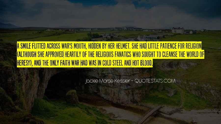 Jackie Morse Kessler Quotes #1862464