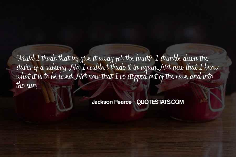 Jackson Pearce Quotes #1289382
