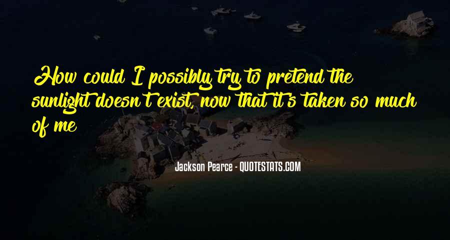 Jackson Pearce Quotes #1409103